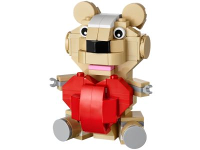 Explore product details and fan reviews for buildable toy LEGO® Valentine 40085 from Seasonals. Buy today with The Official LEGO® Shop Guarantee.