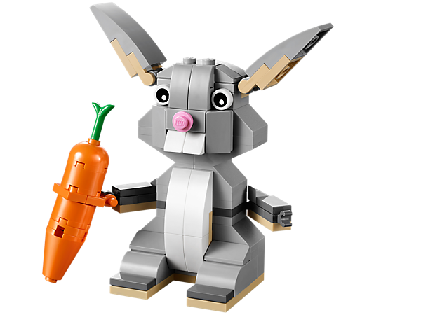 Explore product details and fan reviews for buildable toy Easter 40086 from Seasonals. Buy today with The Official LEGO® Shop Guarantee.