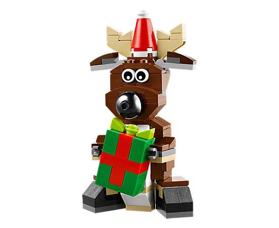 reindeer 40092 lego shop. Black Bedroom Furniture Sets. Home Design Ideas