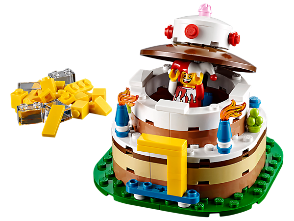Explore product details and fan reviews for LEGO® Iconic Birthday Table Decoration 40153 from LEGO Iconic. Buy today with The Official LEGO® Shop Guarantee.