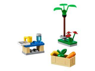 """LEGO® City Zubehörset """"Ich baue meine Stadt"""""""
