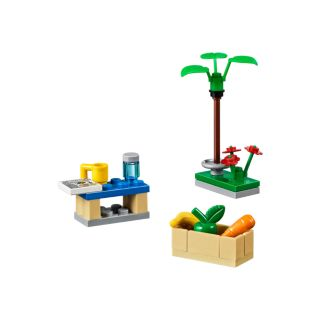 LEGO® City Build My City Accessory Set