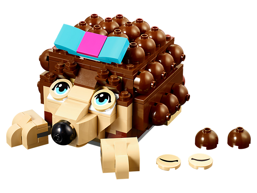 LEGO® Friends Buildable Hedgehog Storage