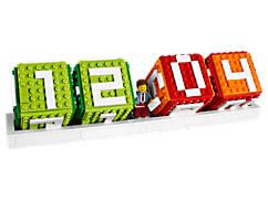 LEGO® Iconic – Stein Kalender 2017