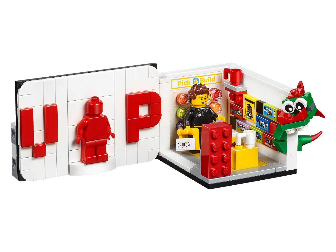 LEGO® Iconic VIP Set 40178 | UNKNOWN | Buy online at the Official LEGO®  Shop US