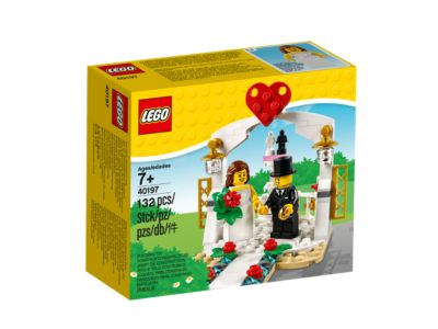 Wedding Favor Set 2018 40197   UNKNOWN   Buy online at the Official LEGO®  Shop US
