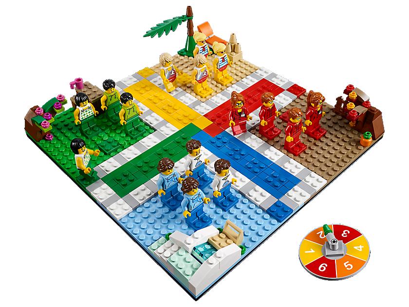 LEGO Ludo Game