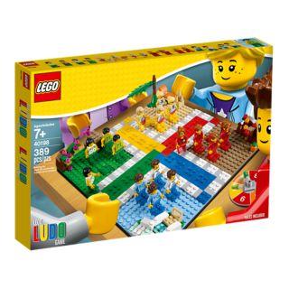 Gra LEGO® Ludo