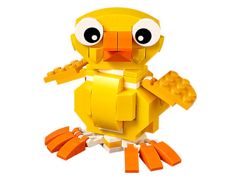 Lego easter chick 40202 lego shop negle Choice Image