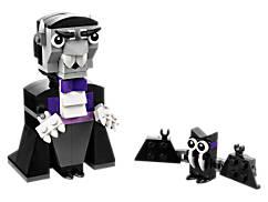 레고 드라큘라와 박쥐