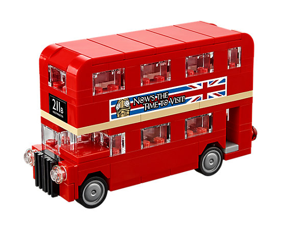 lego london bus 40220 lego shop. Black Bedroom Furniture Sets. Home Design Ideas