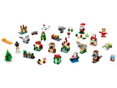 Lego Christmas.Lego Christmas Build Up