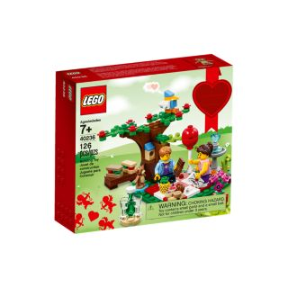 LEGO® romantische Valentijnsdag-picknick