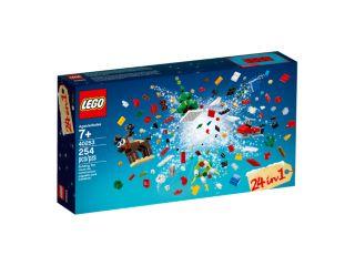 Świąteczne budowanie z LEGO®