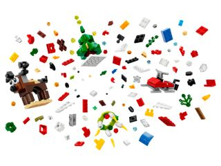 LEGO® Christmas Build Up