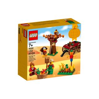 LEGO® Thanksgiving Harvest