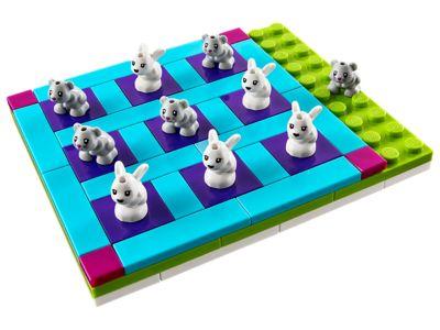 LEGO Friends Tic Tac Toe Game