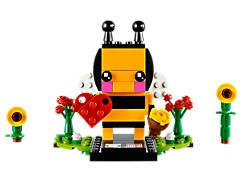 Valentýnská včelka