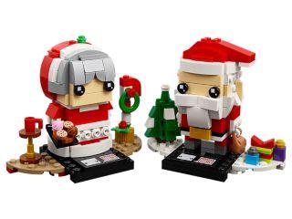 Herr und Frau Weihnachtsmann