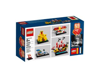 60 Years of the LEGO® Brick