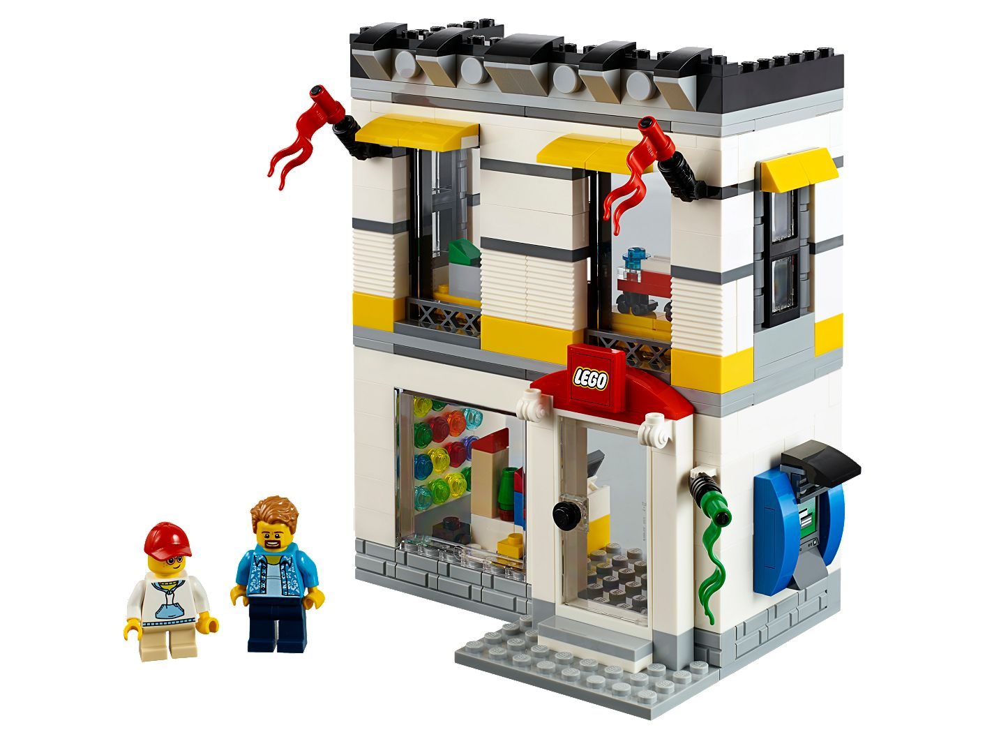 Microscale LEGO® Brand Store 40305 | UNKNOWN | Buy online at the Official  LEGO® Shop NL
