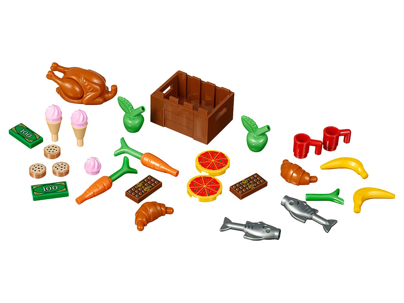 Food Accessories 40309 | City | Buy online at the Official LEGO® Shop US