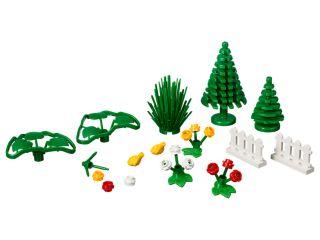 Doplnkové diely − Rastliny