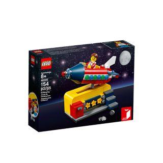 Zabawkowa rakieta kosmiczna