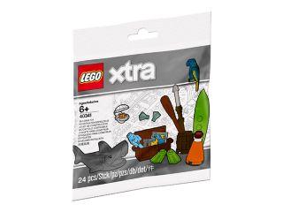 LEGO® xtra pludmales piederumi