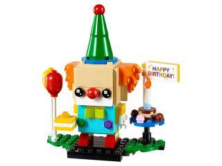 Geburtstagsclown