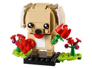 Valentínske šteniatko