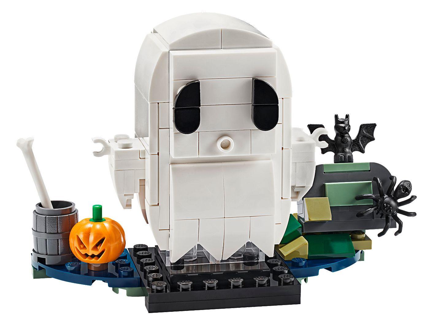 Le fantôme d'Halloween 40351 | BrickHeadz | Bouti...
