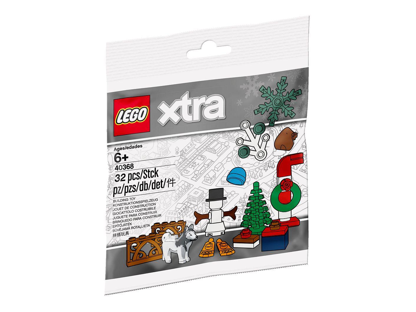 Accesorios Navideños LEGO® xtra