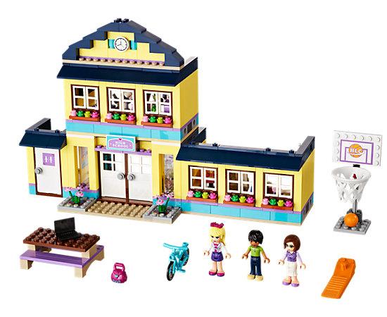Heartlake High - 41005   Friends   LEGO Shop