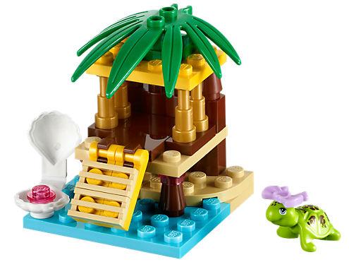 Turtles Little Oasis 41019 Friends Lego Shop
