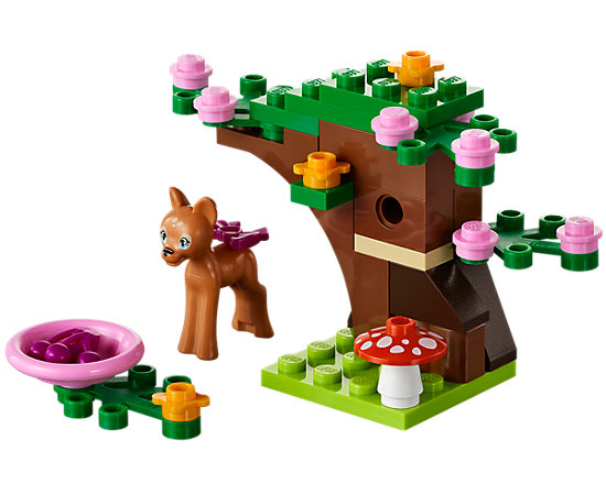 How To Build Lego Forest Animals