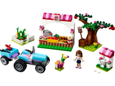 Explore product details and fan reviews for buildable toy Sunshine Harvest 41026 from Friends. Buy today with The Official LEGO® Shop Guarantee.