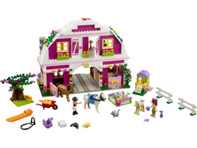 Explore product details and fan reviews for buildable toy Sunshine Ranch 41039 from Friends. Buy today with The Official LEGO® Shop Guarantee.