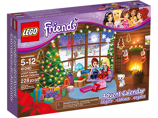 Explore product details and fan reviews for LEGO® Friends Advent Calendar 41040 from Friends. Buy today with The Official LEGO® Shop Guarantee.