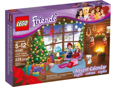 LEGO® Friends Advent Calendar - 41040 | Friends | LEGO Shop