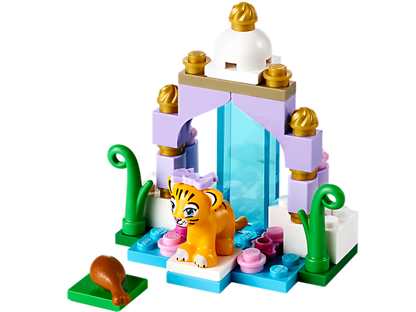 Explore product details and fan reviews for buildable toy Tiger's Beautiful Temple 41042 from Friends. Buy today with The Official LEGO® Shop Guarantee.
