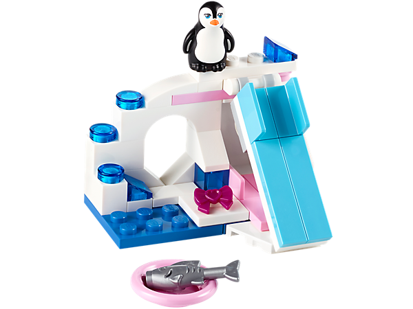 Explore product details and fan reviews for buildable toy Penguin's Playground 41043 from Friends. Buy today with The Official LEGO® Shop Guarantee.