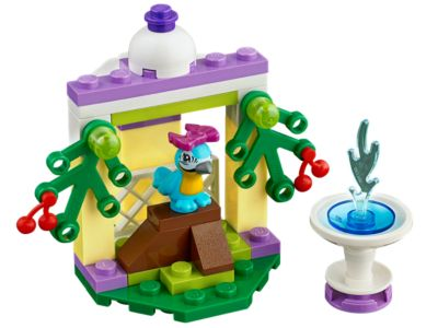 Explore product details and fan reviews for buildable toy Macaw's Fountain 41044 from Friends. Buy today with The Official LEGO® Shop Guarantee.