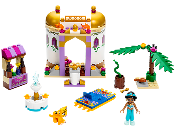 <p>Explore product details and fan reviews for Jasmine's Exotic Palace 41061 from Disney Princess™. Buy today with The Official LEGO® Shop Guarantee. </p>