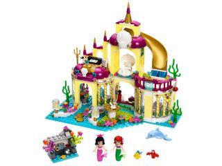 Ariel's Undersea Palace