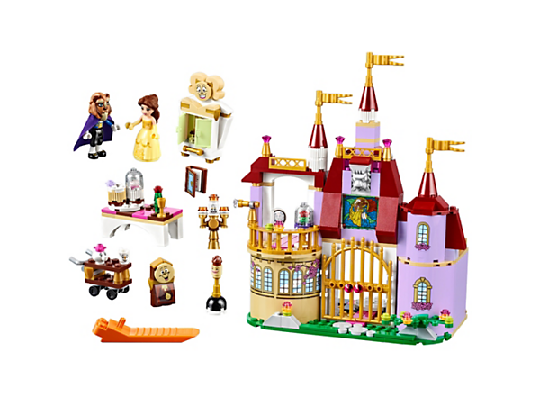 Discover LEGO® Disney Princess™ Belle's Enchanted Castle, its extraordinary inhabitants and detailed rooms, then relive the magic of Disney's Beauty and the Beast.