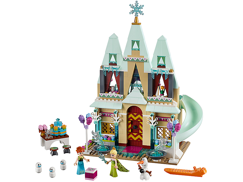 Arendelle Castle Celebration 6135791