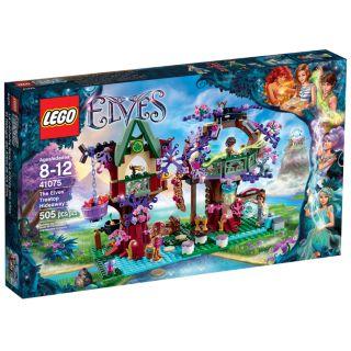 The Elves' Treetop Hideaway