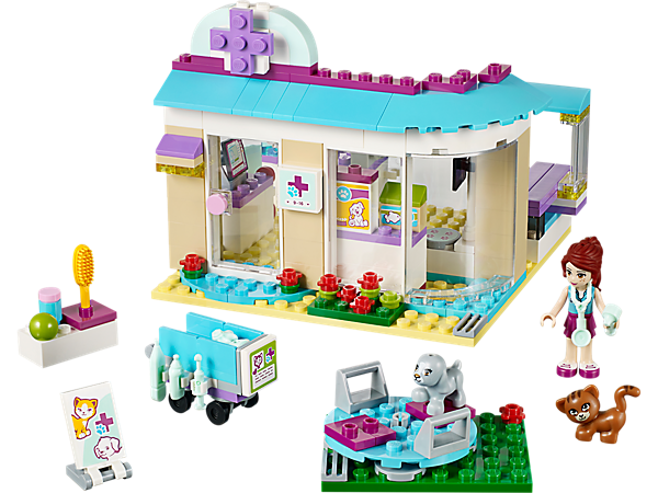 Vet Clinic 41085 Friends Lego Shop