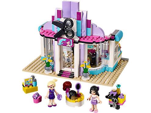 Heartlake Hair Salon 41093 Friends Lego Shop